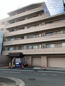 大倉山ガーデンハウスの外観