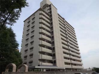 日興宝塚南口スカイマンションの外観