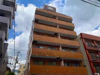 ライオンズマンション六甲道第5の外観