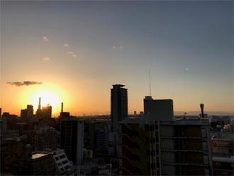 ザ・パークハウス神戸元町の外観