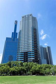 アーバンライフ神戸三宮ザ・タワーの外観