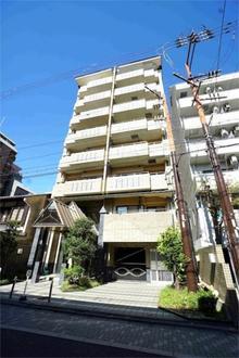 メロディーハイム三条堺町の外観