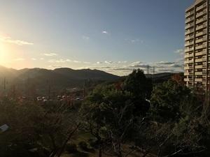 ラ・ビスタ宝塚ノースハイツ一番館の外観