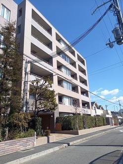 夙川千歳町シティハウスの外観