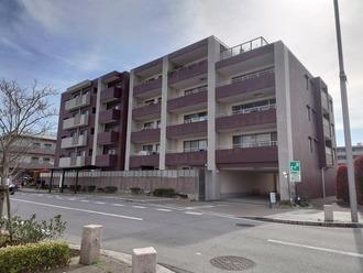 藤和ライブタウン芦屋呉川町ルミナンスの外観