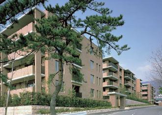 ザ・ハウス住吉本町の外観