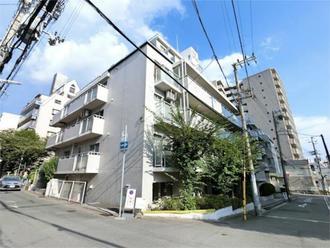 藤和シティホームズ神戸花隈の外観