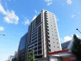 エステムコート神戸三宮プライムの外観