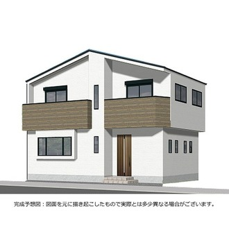 センシア神戸西舞子II 【3号地】の外観