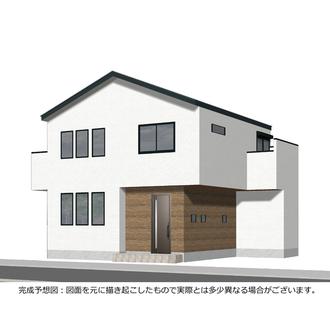 センシア神戸西舞子II 【1号地】の外観