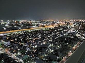 さきタワー・サンクタス尼崎駅前の外観