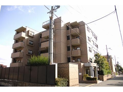 ライオンズマンション池田満寿美町