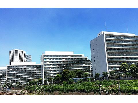 ニューシティ東戸塚 南の街