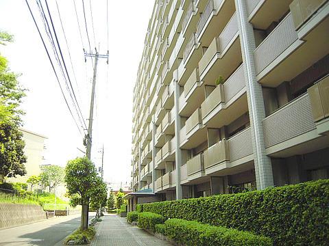 新百合ヶ丘パークハウス2番街-0-2