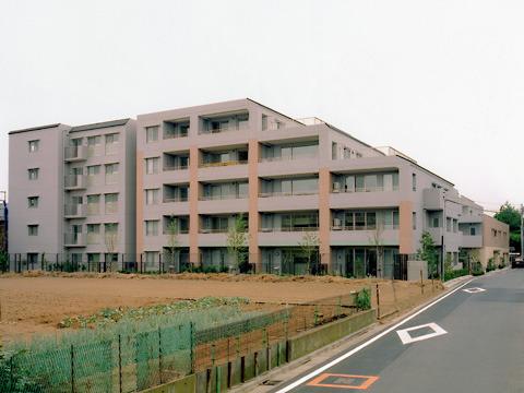 パークハウス武蔵新城ソレイユテラス