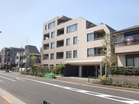 パークハウス上野毛四丁目-0-1