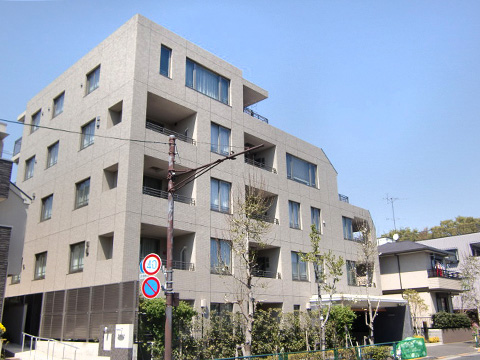 パークハウス上野毛四丁目-0-2
