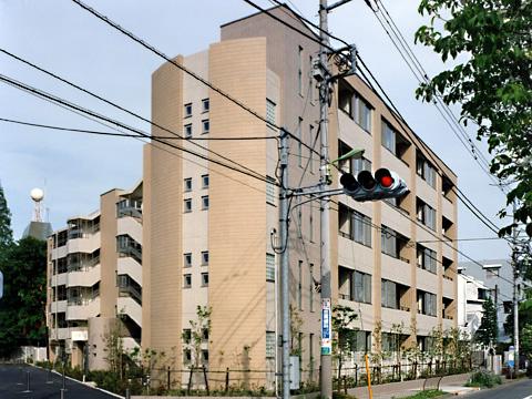 上野毛南パークハウス