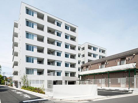 ザ・パークハウス横浜白楽