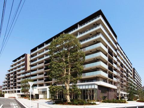 ザ・パークハウス横浜新子安ガーデン