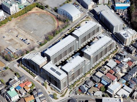 ザ・パークハウス横浜新子安ガーデン-0-3