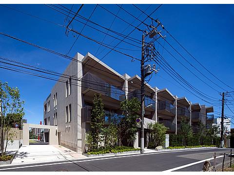 ザ・パークハウス目黒三丁目-0-1