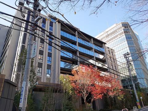ザ・パークハウス 渋谷南平台