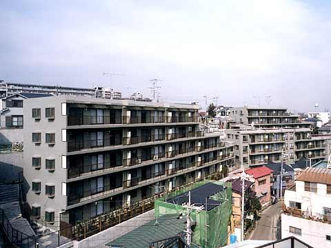 藤和ライブタウン横浜神大寺