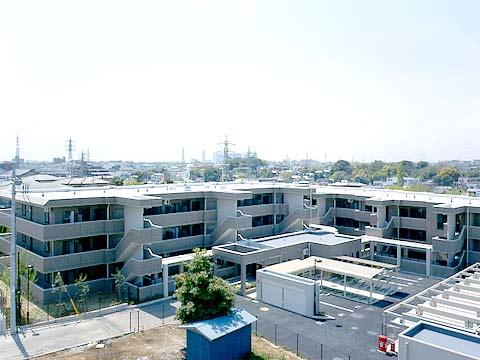 藤和ライブタウン津田沼II-0-1
