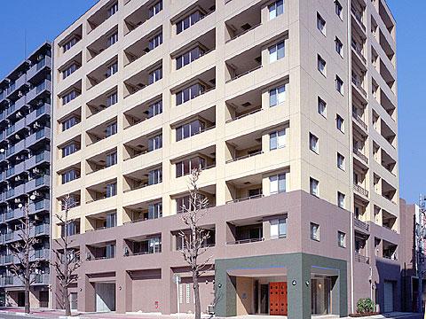 藤和シティホームズ横浜吉野町